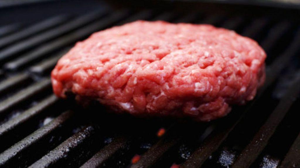 Carne, hamburguesas