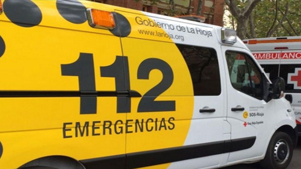 Tres chicas de entre 14 y 15 años atropelladas en Logroño