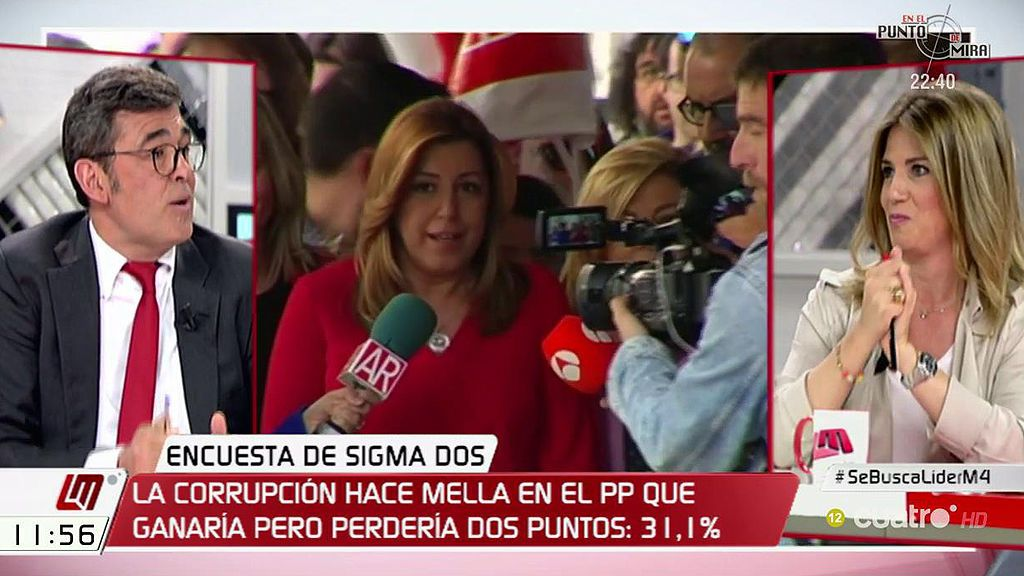 """A. Mestre (PP), a R. Cortés: """"El PSOE tiene un problema debido a su posicionamiento contra el PP los últimos años"""""""