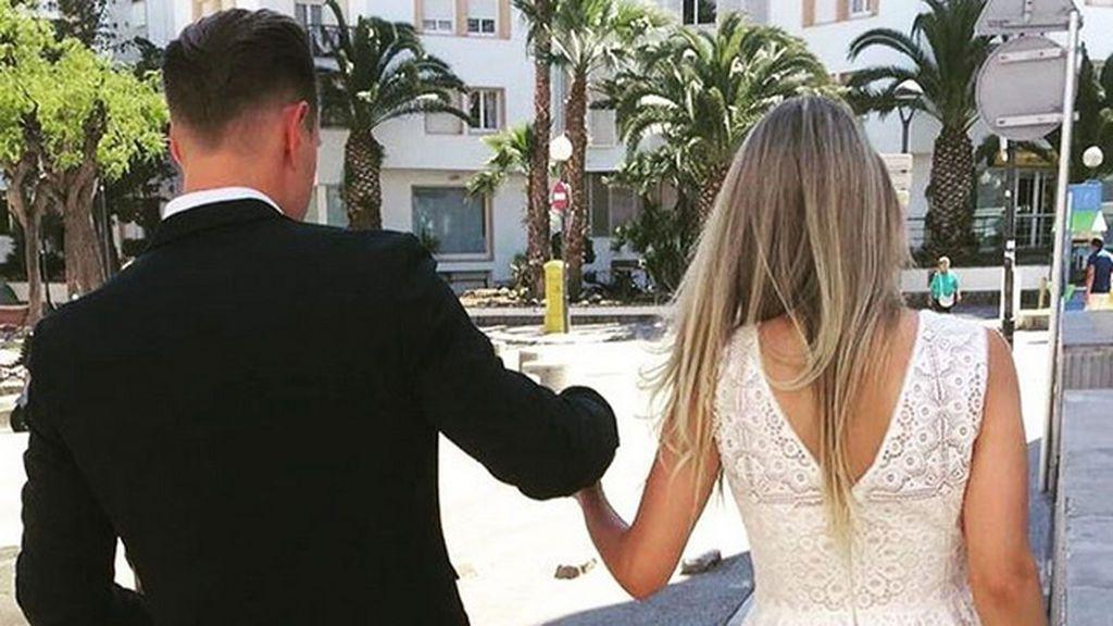 Ter Stegen aprovecha el descanso del Barça para... ¡casarse!