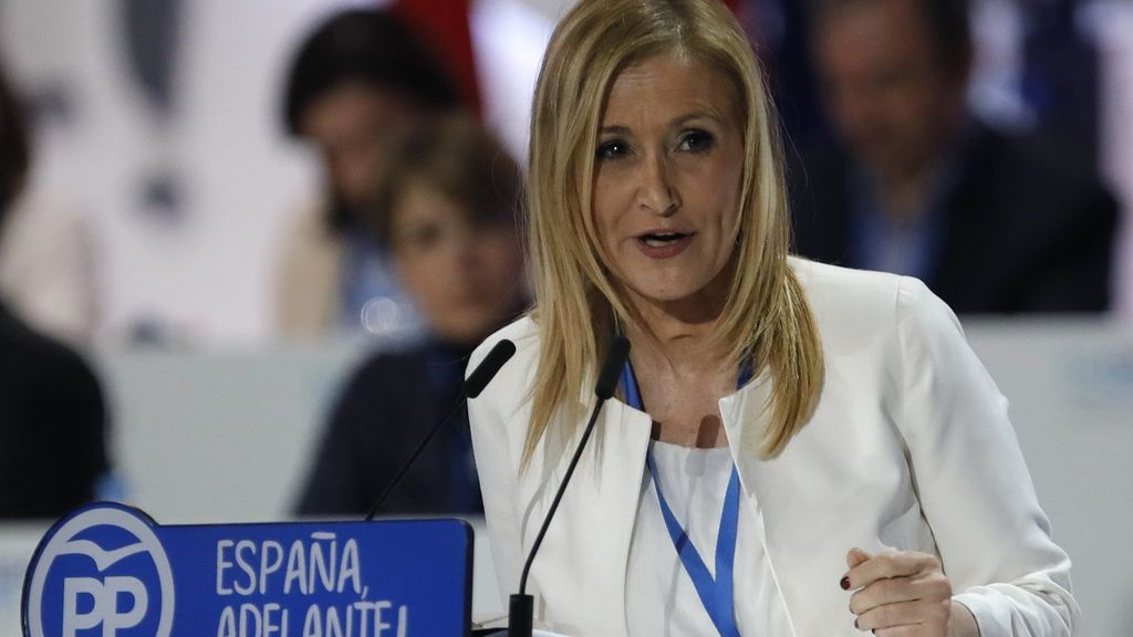 Cifuentes, implicada por la Guardia Civil en la presunta financiación ilegal del PP