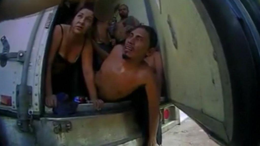 El infierno de huir de Centroamérica: la ruta migratoria olvidada
