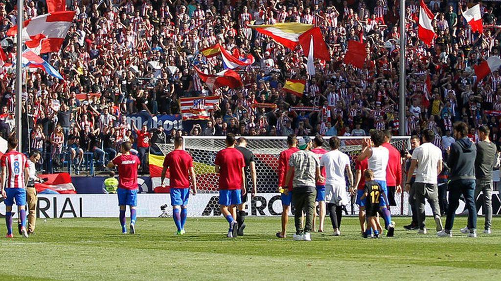 Los abonados del Atlético podrán solicitar de forma gratuita su asiento del Vicente Calderón