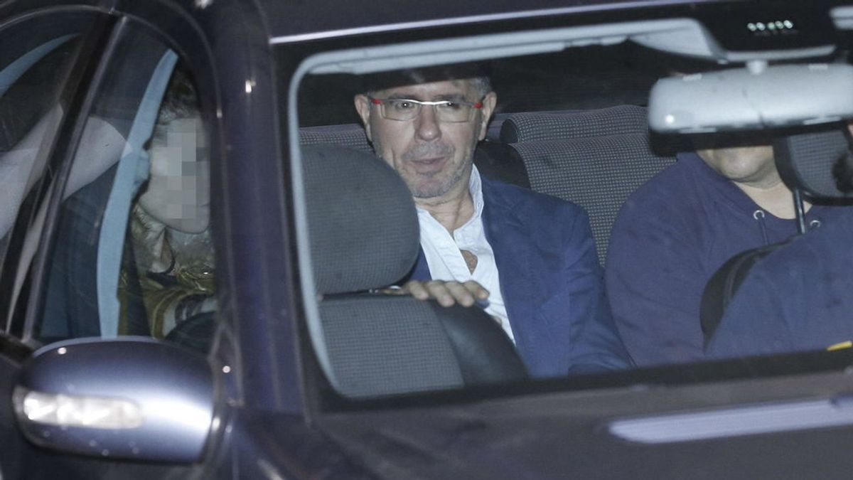 El juez impone una fianza de 400.000 euros a Francisco Granados