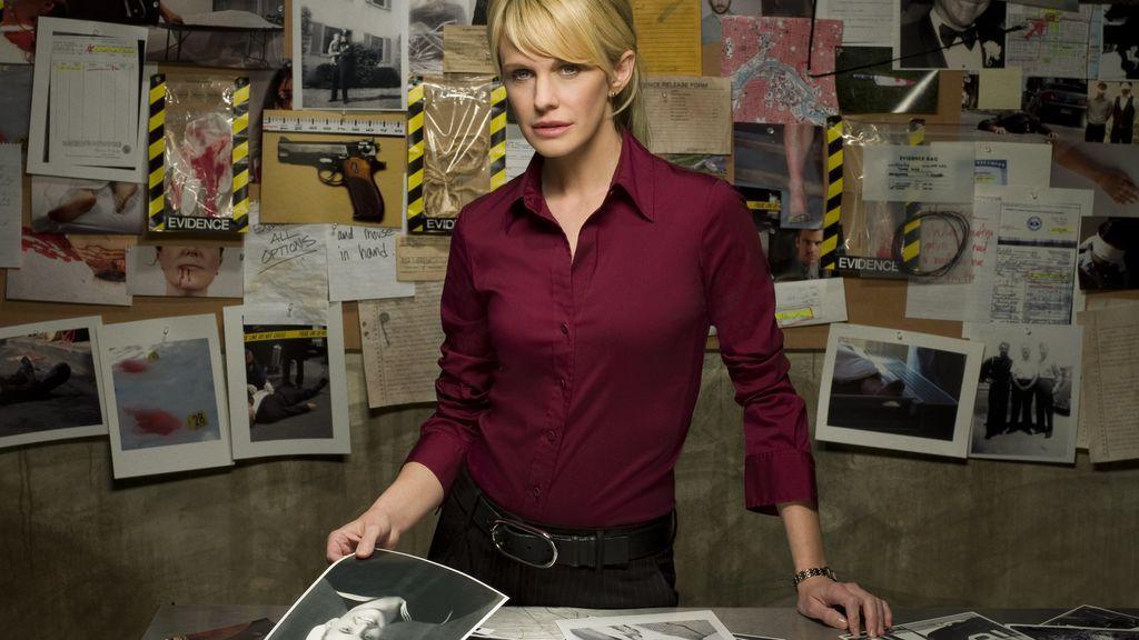 La detective Lily Rush reabre casos sin culpable de lunes a viernes a las 16:45 horas