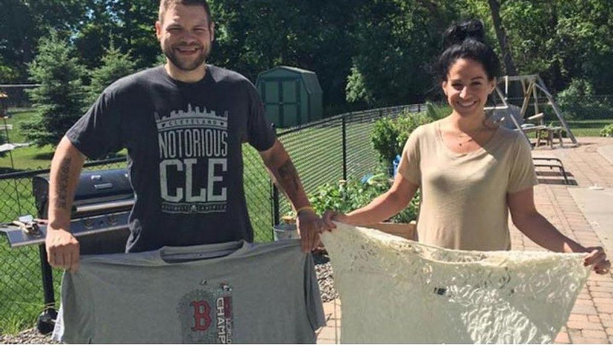 Esta pareja se casará tras perder más de 260 kilos entre los dos