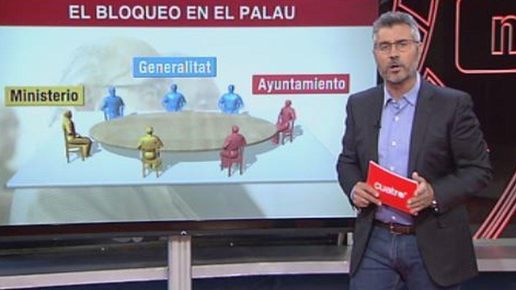 """La conexión entre el """"caso Palau"""" y el decreto de los estibadores"""