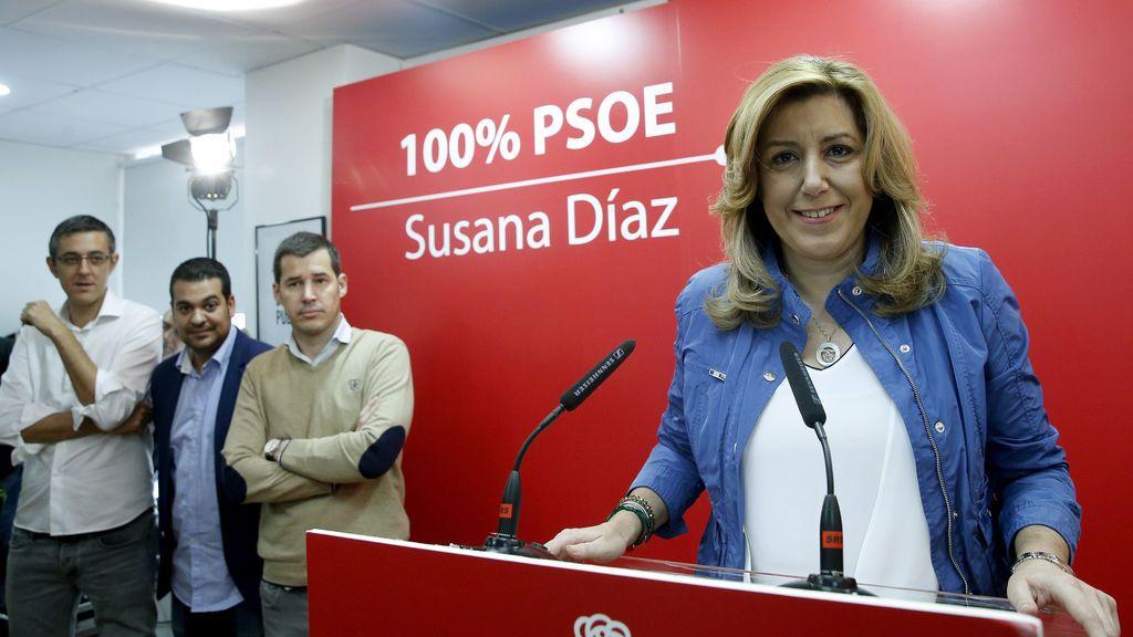 Una ayuda para jóvenes de 24.000 euros, propuesta estrella de Díaz a tres días de la primarias
