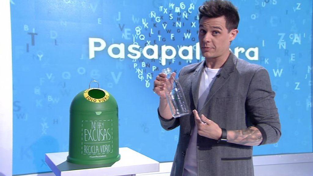 'Pasapalabra' celebra el Día Internacional del Reciclaje