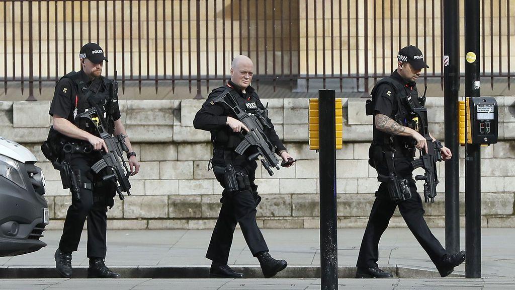 Cuatro detenidos en Londres sospechosos de planear un ataque terrorista
