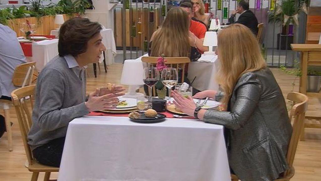Tróspidos, vampiros y el regreso de Florentino de la Florence, este sábado en el Menú Especial de 'First Dates'