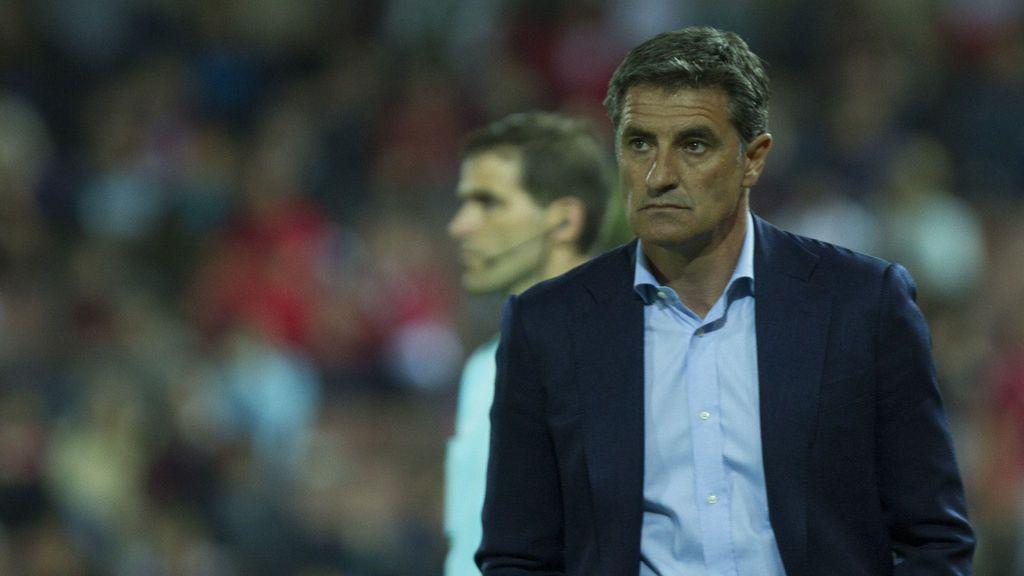 La reacción de Michel al conocer que el Madrid se jugará la Liga en Málaga