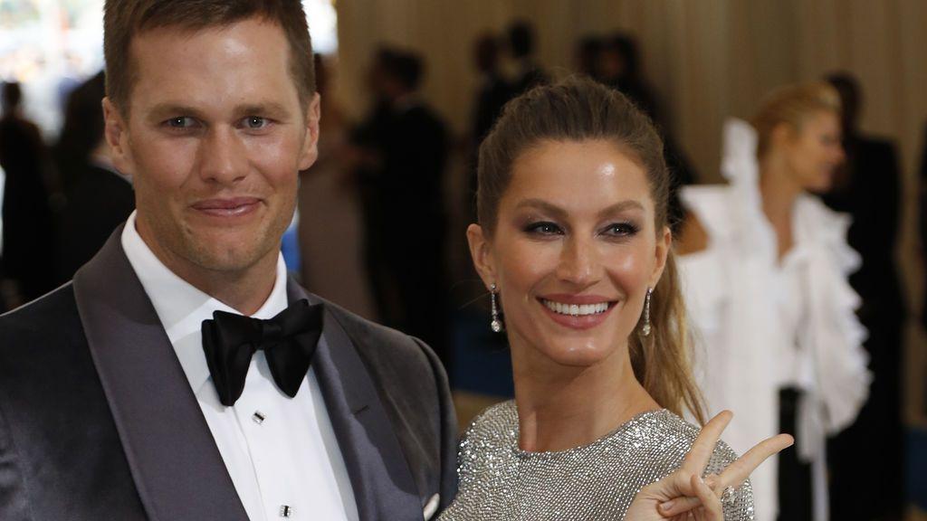 """Gisele Bundchen revela que Tom Brady ha sufrido """"numerosas conmociones cerebrales"""" como jugador de la NFL"""