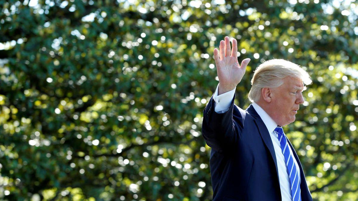 """Donal Trump: """"Esta es la mayor caza de brujas de la historia"""""""