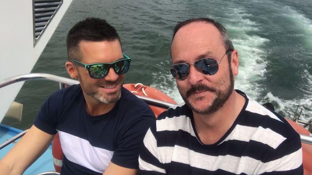 De Santa Pola a Tabarca: Nacho Montes y Roger Gosálbez hablan de futuro