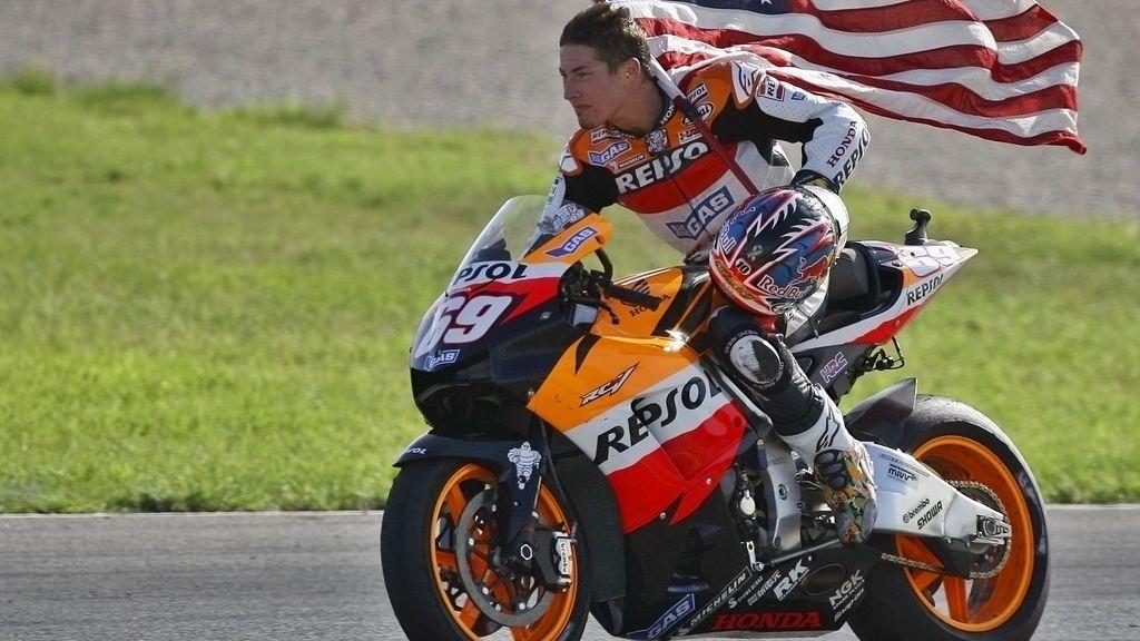 """Nicky Hayden sigue en """"extrema gravedad"""" tras ser atropellado cuando entrenaba en bicicleta"""