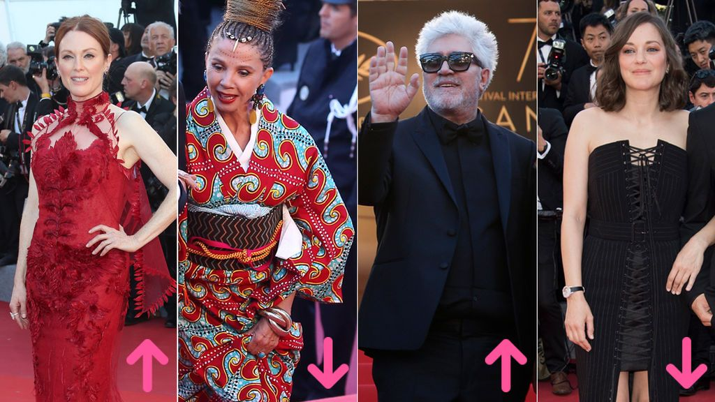 Aciertos y errores en la Inauguración del 70 º Festival de Cannes