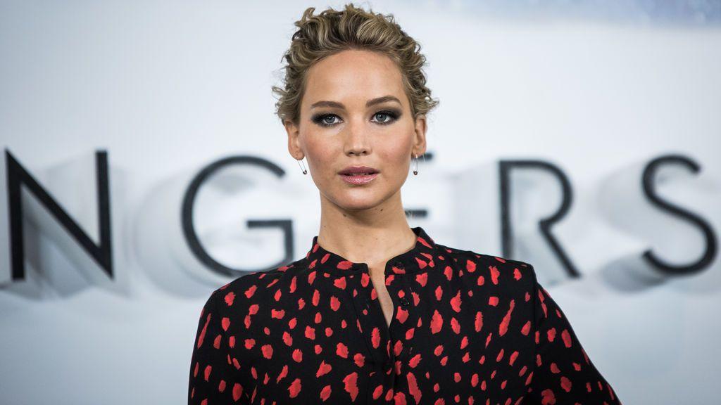 Jennifer Lawrence sobre sus bailes en el stiptease: Tuve una gran diversión esa noche