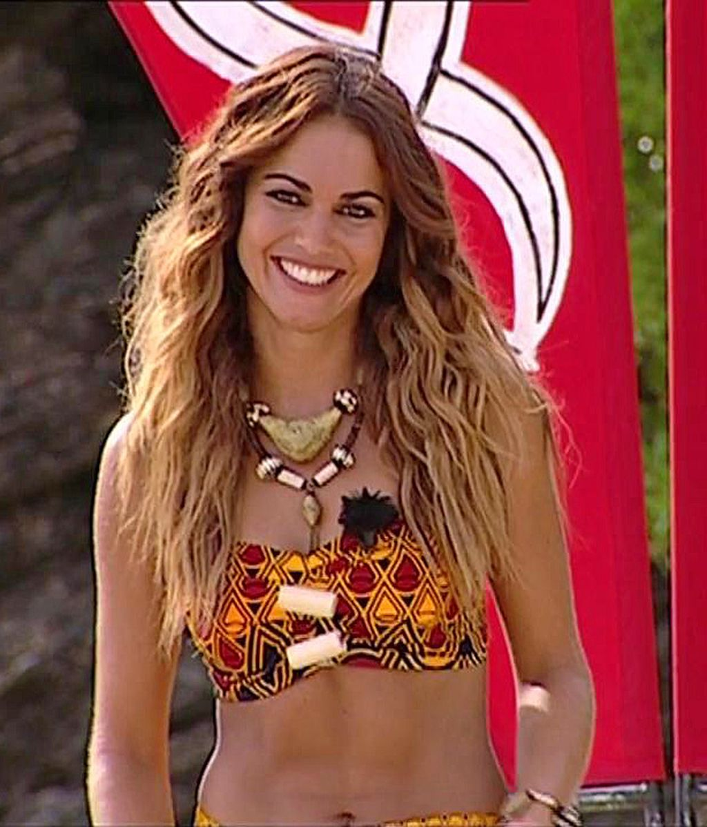 Lara Álvarez bikinis