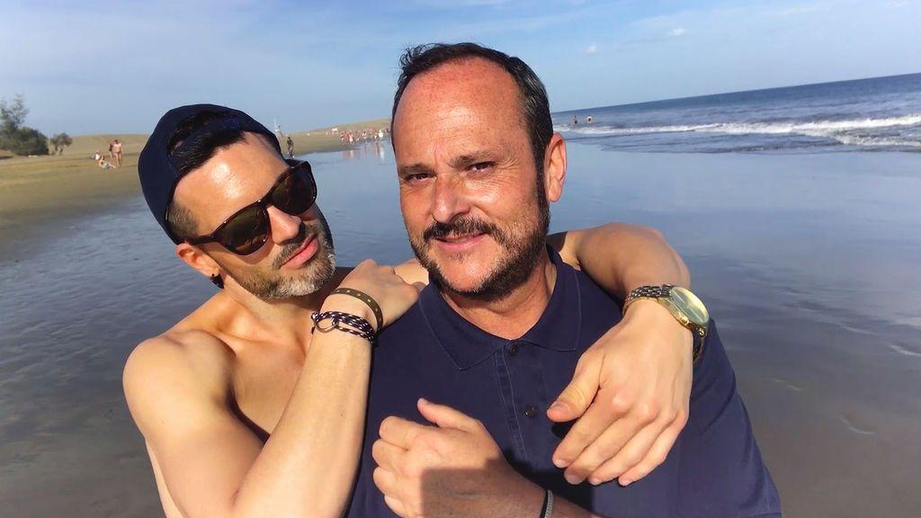 """Nacho Montes y Roger Gosálbez: """"Por el momento se acabó, zarpamos"""""""