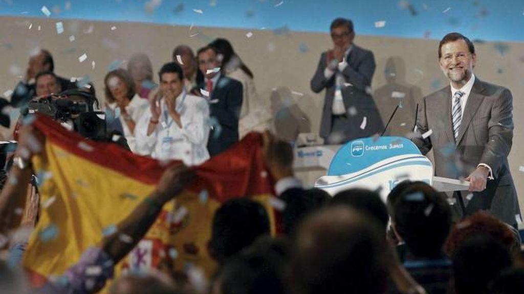 Mariano Rajoy en 2008