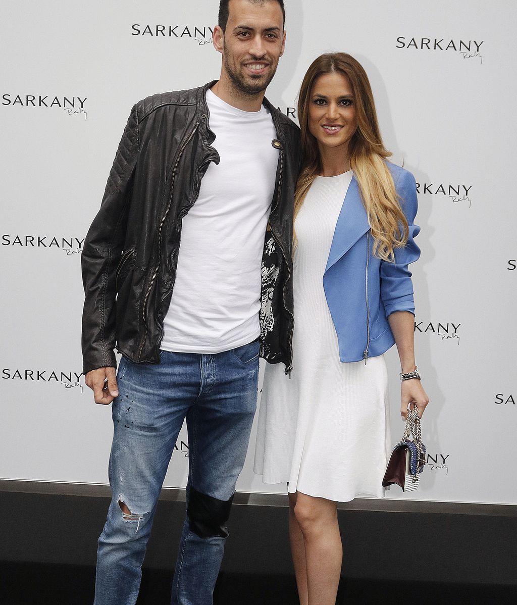 Messi, Suárez, Mejide, Escanes: Así apoyan a Antonella y Sofía en la inauguración de su tienda