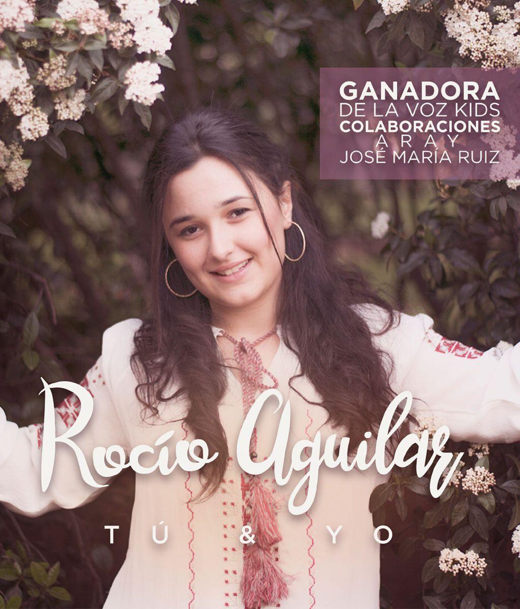 ROCIO AGUILAR GANADORA DE LA VOZ KIDS III