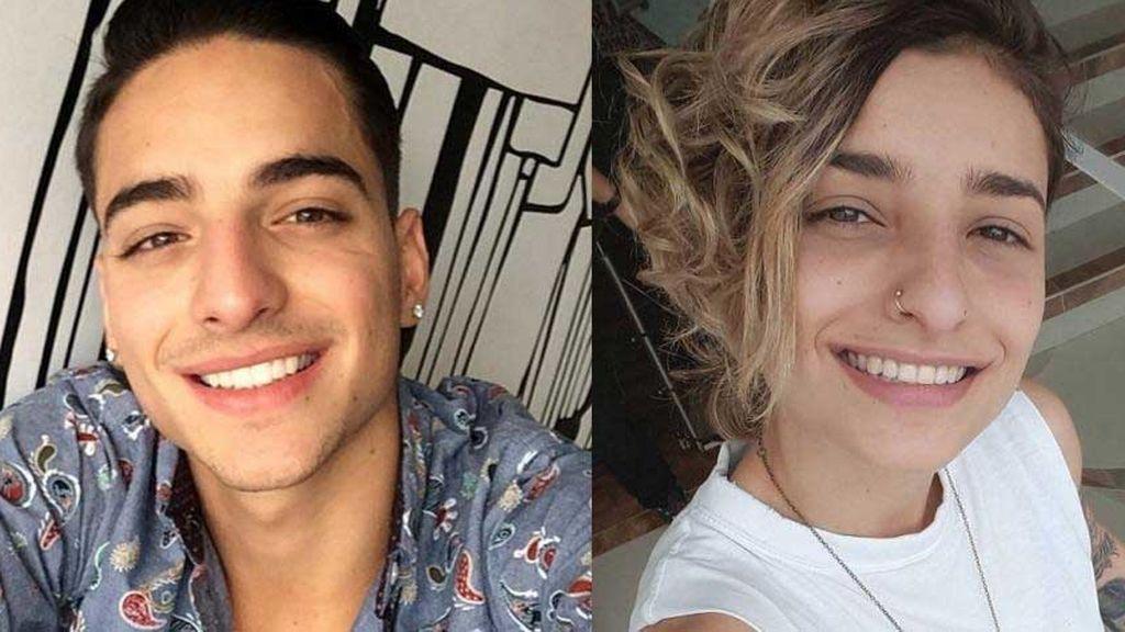 El sorprendente parecido entre una joven colombiana y Maluma