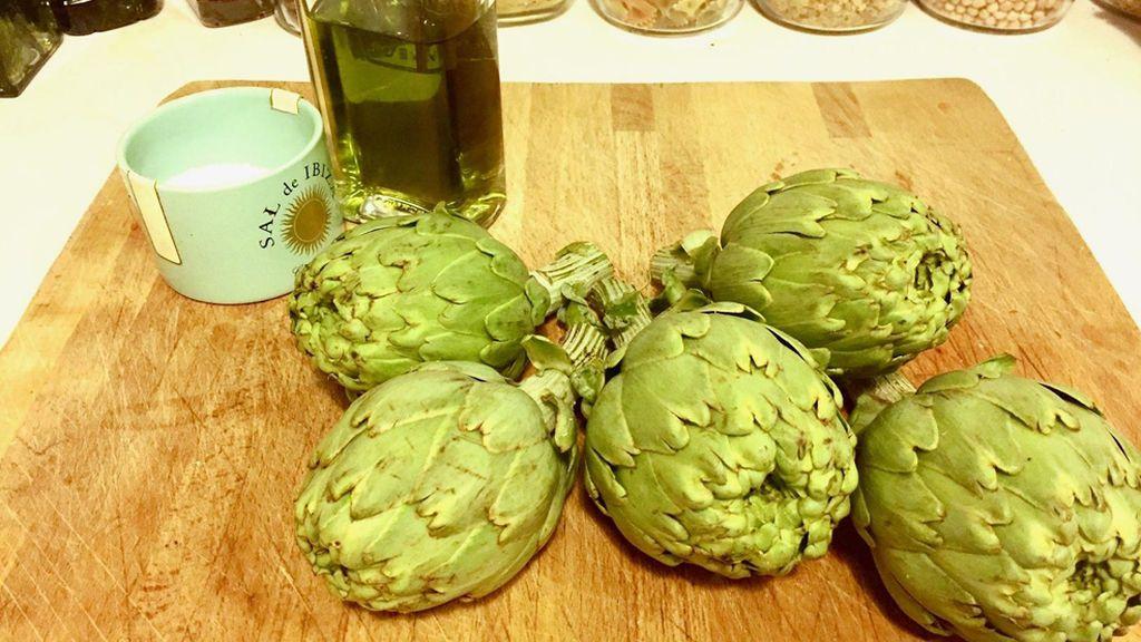 #Superalimentos: las alcachofas