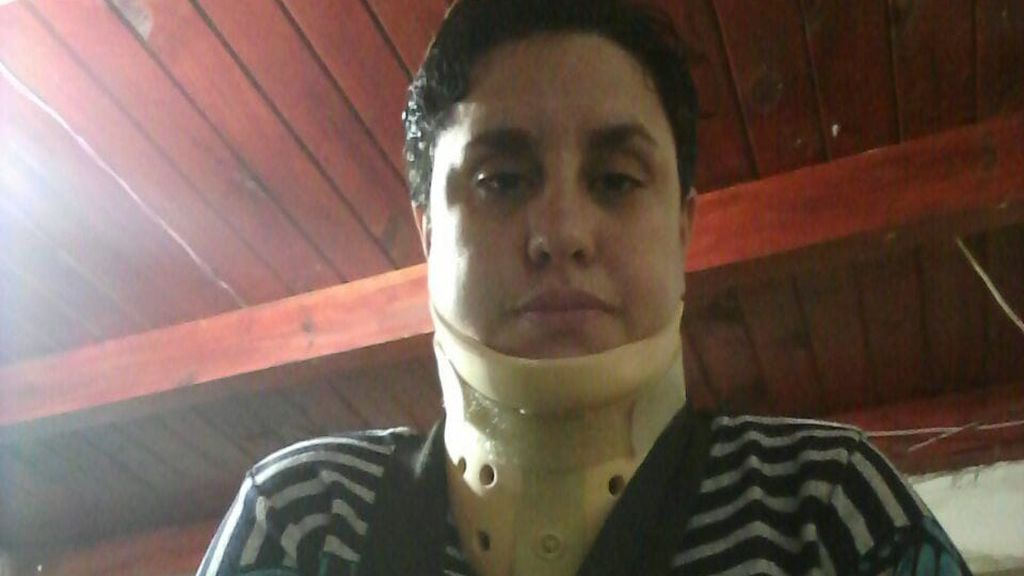 Una brutal agresión de un alumno a su profesora: a punto de perder la vista de un ojo