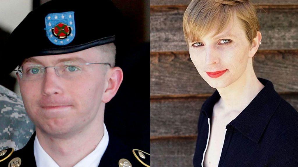 Chelsea Manning, su primera imagen en libertad