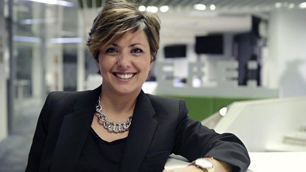 Sonsoles Ónega, periodista de Mediaset, gana el XXII premio de Novela Fernando Lara