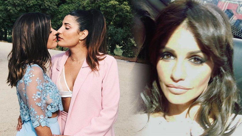 Dulceida y Alba, Mónica Cruz o Irene Junquera: vips #toelrrato en la boda de Risto y Laura