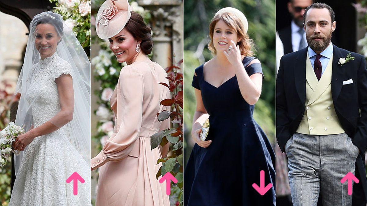 Aciertos y errores en la boda de Pippa Middleton y James Matthews