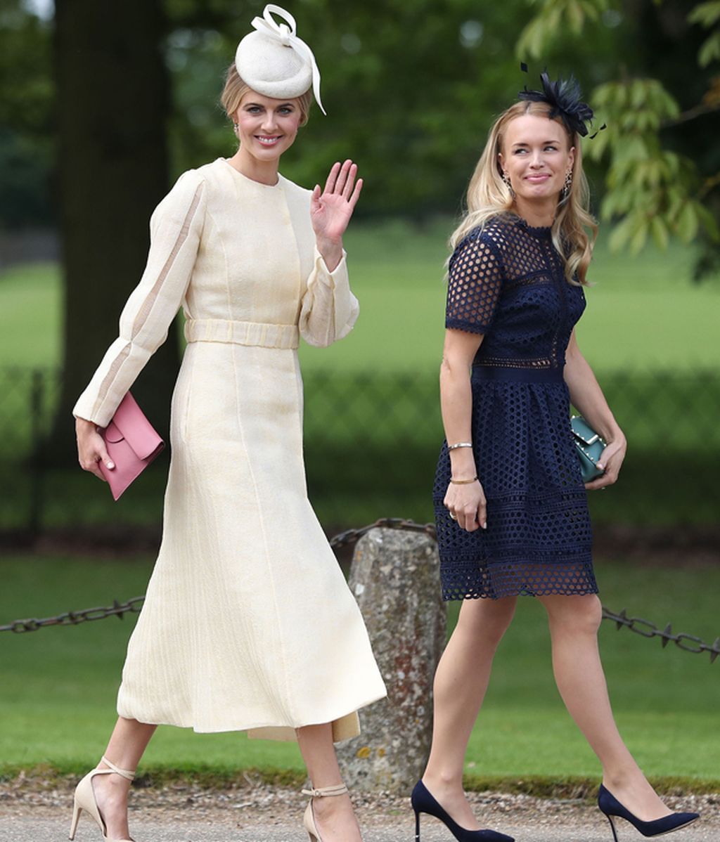 El gran día de Pippa Middleton: así ha sido su llegada y la de sus invitados al enlace