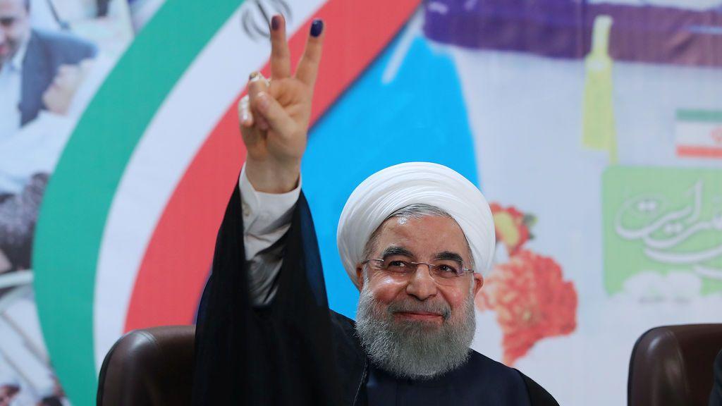 Hasán Rohani, continuará siendo presidente de Irán