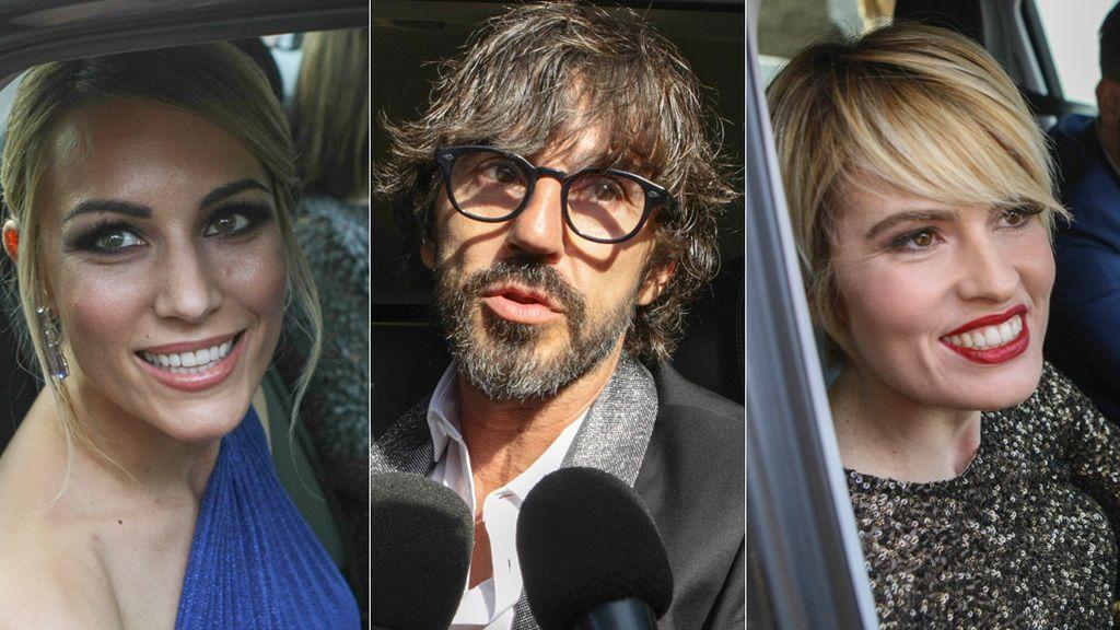 La boda de Risto Mejide y Laura Escanes: así han llegado los invitados a la finca