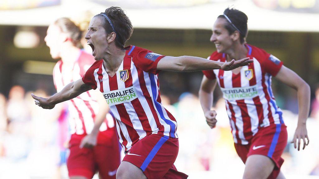 El Atlético de Madrid Femenino se proclama campeón de la Liga Iberdola