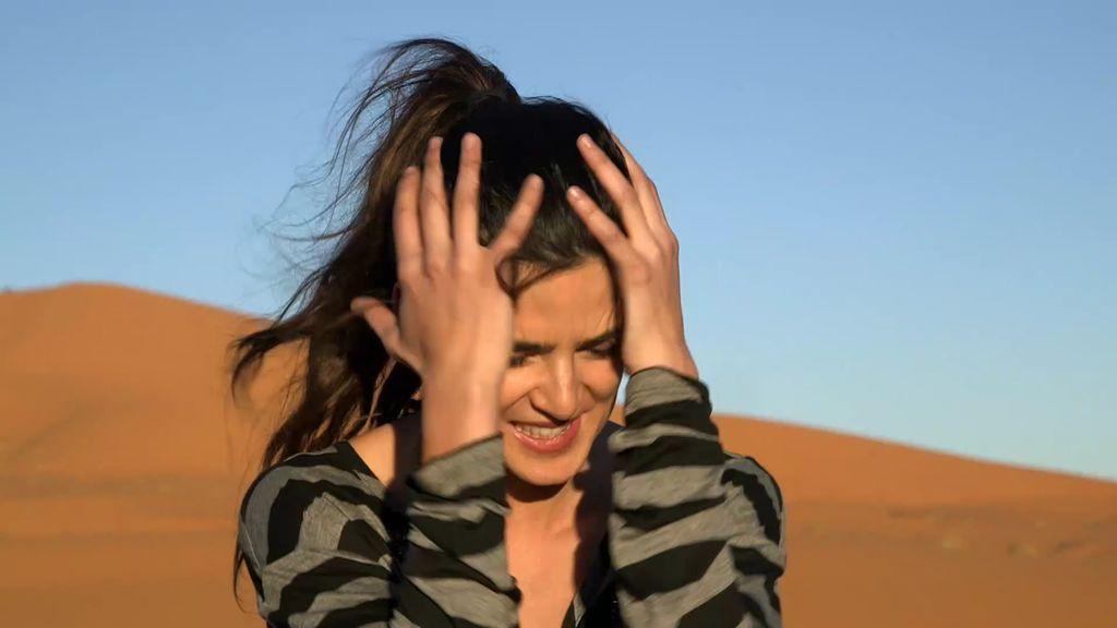 Momentazo: Clara Lago se sonroja al hablar de Dani Rovira