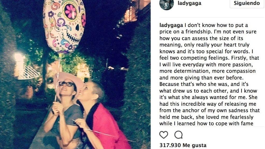 El duro momento personal de Lady Gaga