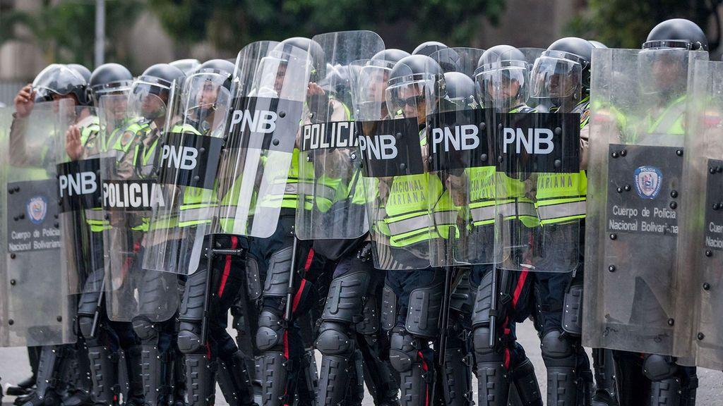 Policía Venezuela