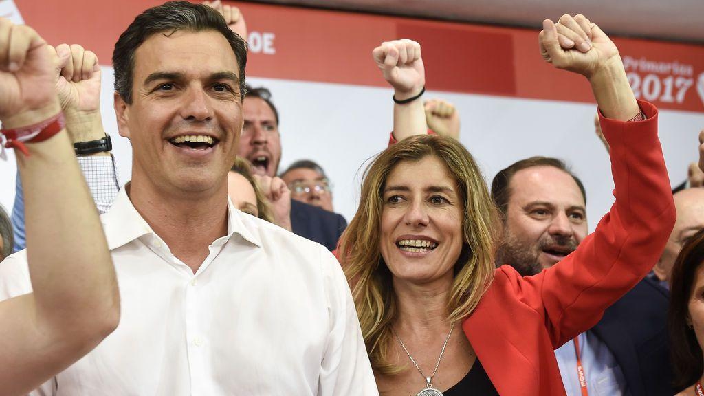 Pedro sanchez primarias 2017