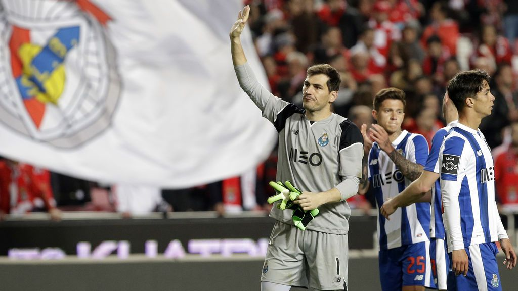El tuit de Casillas celebrando la Liga… ¿con mensaje a Piqué?