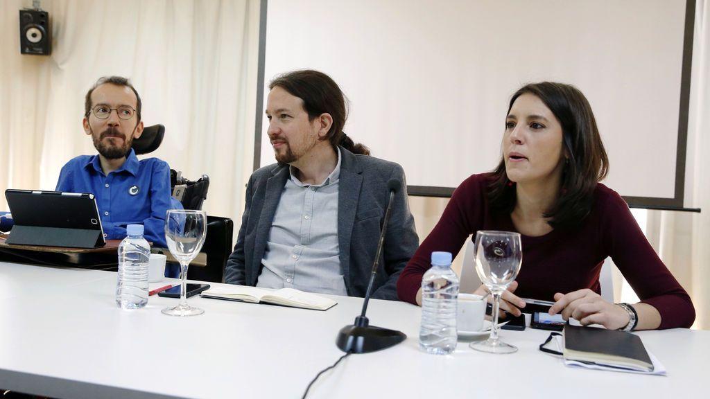 Podemos, dispuesto a su moción de censura contra Rajoy si el PSOE registra otra