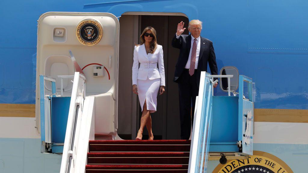 Trump visitará Israel y los Territorios Palestinos entre lunes y martes