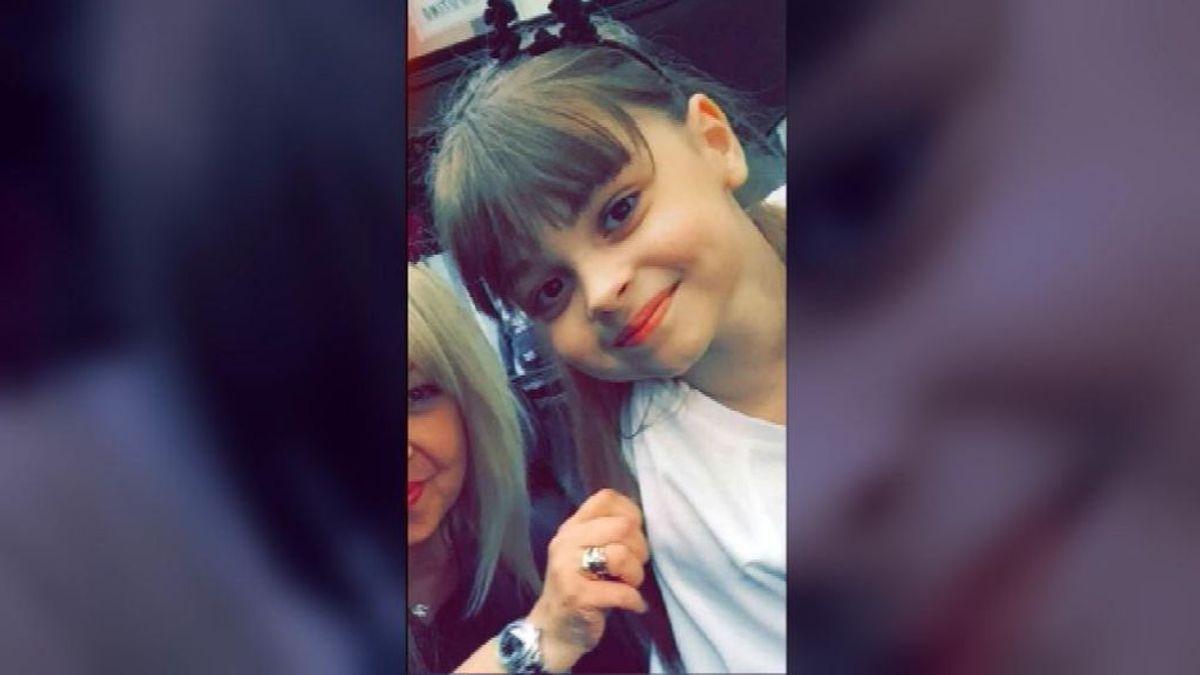 Saffie-Rose, la niña más joven de los desaparecidos tras el atentado en Manchester
