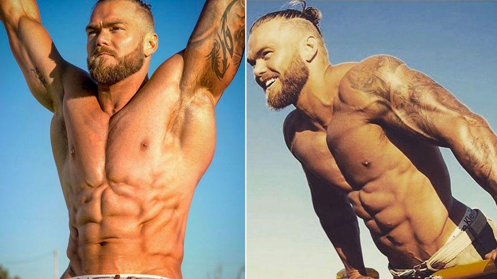 El hombre con los abdominales más fuertes del mundo revela su secreto