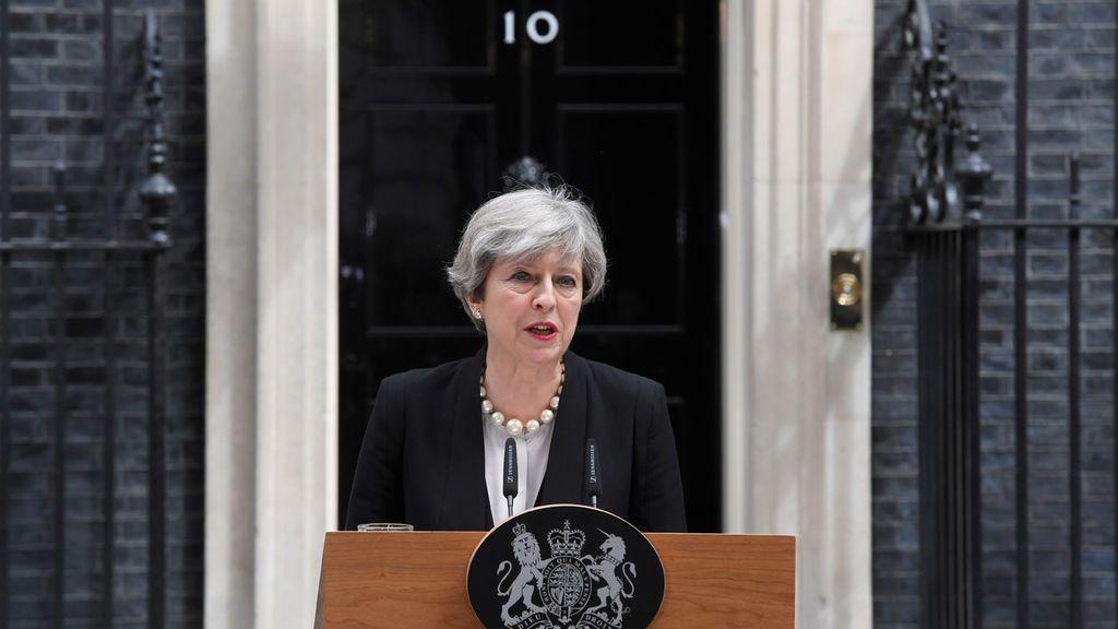 """Theresa May sobre el atentado en Manchester: """"El peor ataque sufrido por la ciudad"""""""