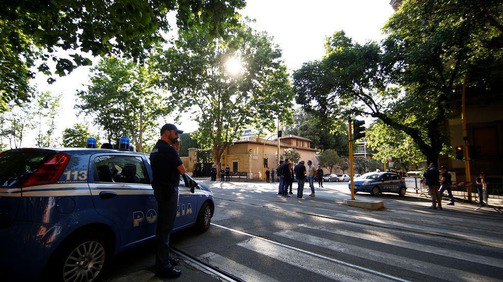 Residencia del embajador de Estados Unidos en Roma