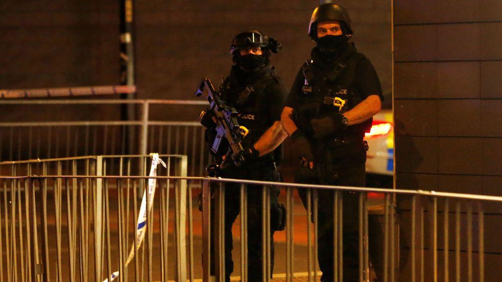 Chris Parker, el mendigo que ayudó a salvar vidas tras el atentado en Manchester